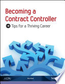 Becoming a Contract Controller