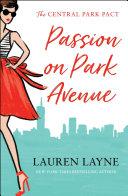 Passion on Park Avenue Book PDF