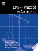 Law and Practice for Architects
