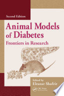Animal Models of Diabetes  Second Edition