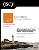 Isc 2 Sscp Systems Security Certified Practitioner