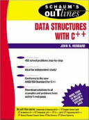 Schaum's Outline of Theory and Problems of Data Structures with C++
