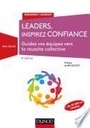 Leaders  inspirez confiance   4e   d