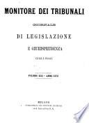Monitore dei Tribunali