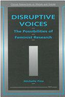 Disruptive Voices
