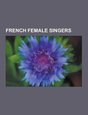 French Female Singers