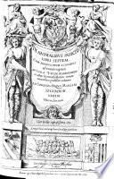 De animalibus insectis libri septem, etc. [With woodcuts.]