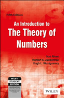 AN INTRODUCTION TO THE THEORY OF NUMBERS  5TH ED