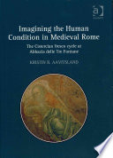Imagining the Human Condition in Medieval Rome
