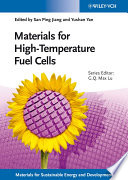 Materials for High Temperature Fuel Cells