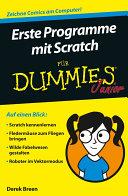 Erste Programme mit Scratch f  r Dummies Junior