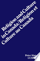 Religion and Culture in Canada