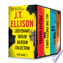 Lieutenant Taylor Jackson Collection Volume 1
