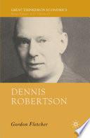 Dennis Robertson book