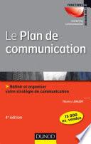 Le plan de communication   4  me   dition