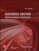 Business-Driven Information Systems