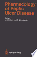 Pharmacology of Peptic Ulcer Disease