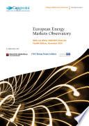 European Energy Markets Observatory  2010