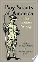 The Official Handbook for Boys