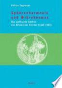 Sphärenharmonie und Mikrokosmos