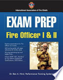 Exam Prep  Fire Officer I and II