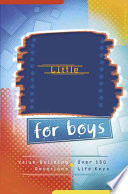 God s Little Devotional Book for Boys Book PDF
