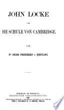 John Locke und die Schule von Cambridge