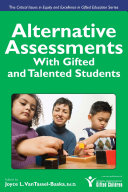 Alternative Assessments with Gifted and Talented Students