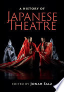 A History of Japanese Theatre