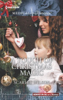 A Touch Of Christmas Magic : bonnie reid is surprised when the head...