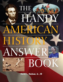 download ebook the handy american history answer book pdf epub