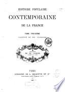 Histoire populaire contemporaine de la France