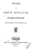 The life of Sœur Rosalie