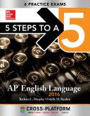 5 Steps to a 5 AP English Language 2016  Cross Platform Edition