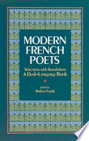 Modern French Poets