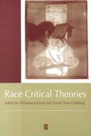Race Critical Theories