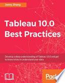Tableau 10 0 Best Practices