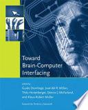 Toward Brain computer Interfacing