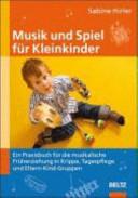 Musik und Spiel für Kleinkinder