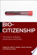 Biocitizenship