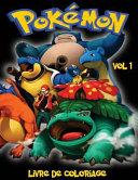 Pokemon Livre De Coloriage