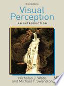 Ebook Visual Perception Epub Nicholas Wade,Mike Swanston Apps Read Mobile