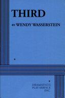 Third by Wendy Wasserstein