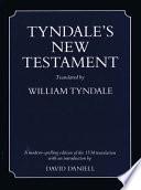 Tyndale s New Testament