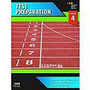 Core Skills Test Preparation Workbook Grade 4