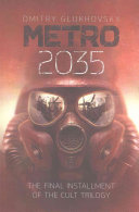 Metro 2035  English Language Edition