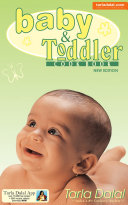 Baby and Toddler Cookbook
