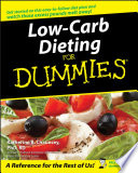 Low Carb Dieting For Dummies