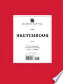 Large Sketchbook (Gold Metallic)