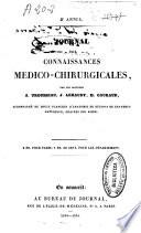 Journal des Connaissances Medico Chirurgicales